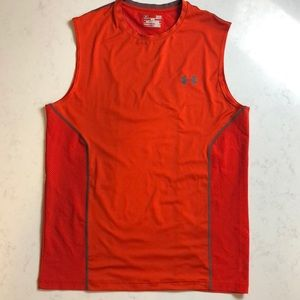 Under Armour Men's Fitted Tank Top